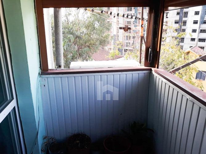 """Shitet apartament 1+1 te rruga """"Pandi Dardha"""" në Laprakë, ballkon"""