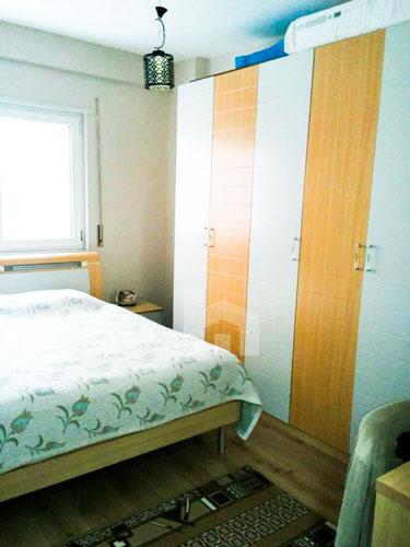 Shitet apartament Kopshti Zoologjik, 1+1, 78 m², dhome gjumi