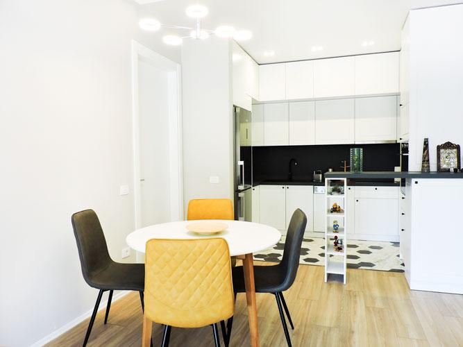 Kompleksi Delijorgji qera apartament shume i organizuar!