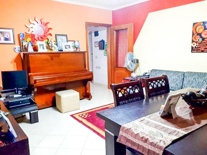 Shitet apartament 1+1 te Kryegjyshata e Tiranes