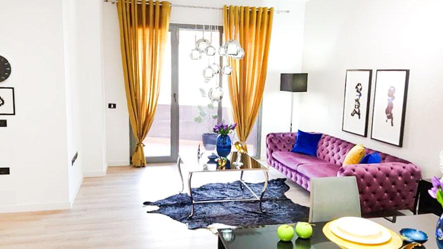 Shitet apartament 2+1 luksoz te rruga e Kosovareve
