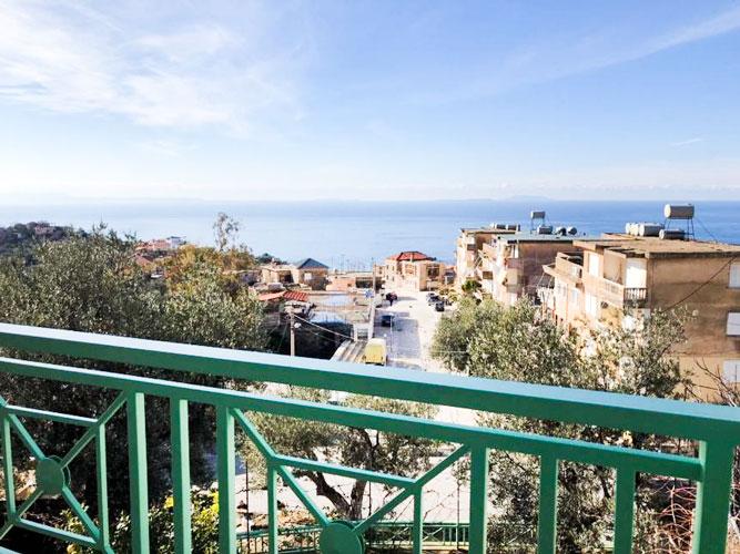 Shitet vilë fantastike në Piqeras të rrethit Sarandë