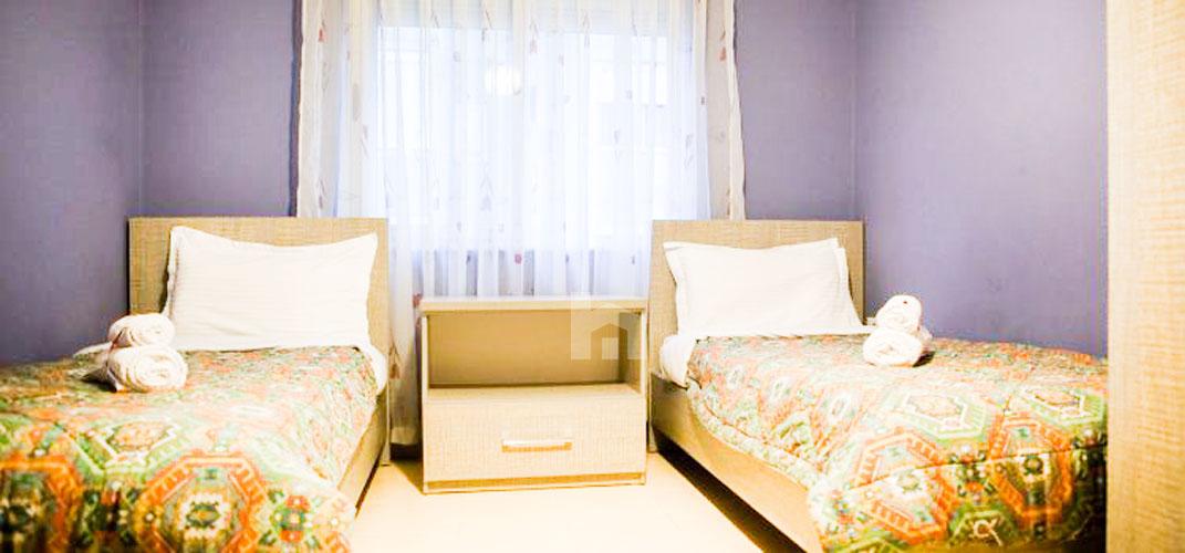 Jepet apartament me qera Myslym Shyri, 2+1!, dhome gjumi