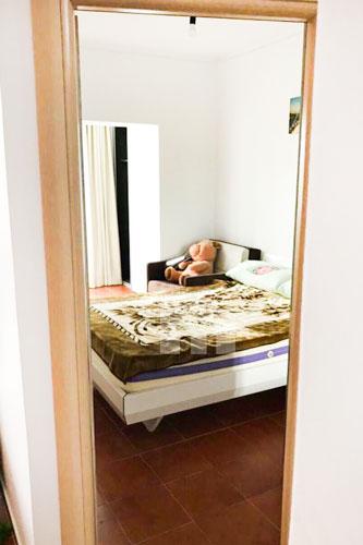 """Shitet apartament 1+1 te rruga """"Sulejman Delvina"""", dhome gjumi"""