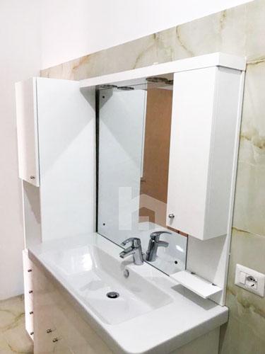 """Shitet apartament 1+1 te rruga """"Sulejman Delvina"""", tualet 2"""