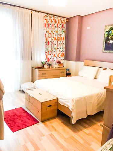 Shitet apartament te rruga Rrapo Hekali , Tirane, dhome gjumi 2