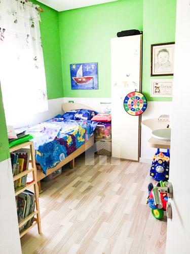 Shitet apartament te rruga Rrapo Hekali , Tirane, dhome gjumi