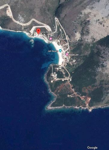Next to Folie Marine Jala resort , land for sale!