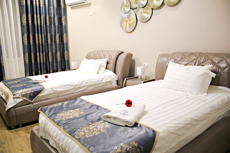 Luxurious hotel for sale in Tirana , development area!