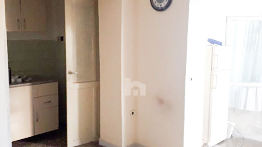 Shitet apartament 1+1 te Ministria Shendetesise, ambient gatimi