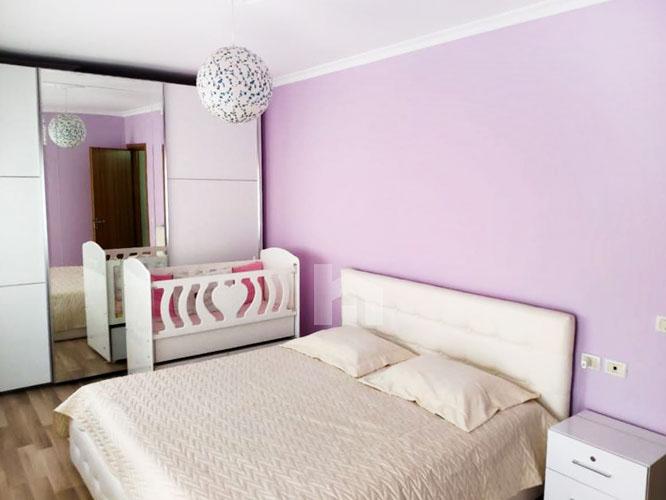 Shtepi ne shitje te Fusha Ali Demi Tirane, dhome gjumi