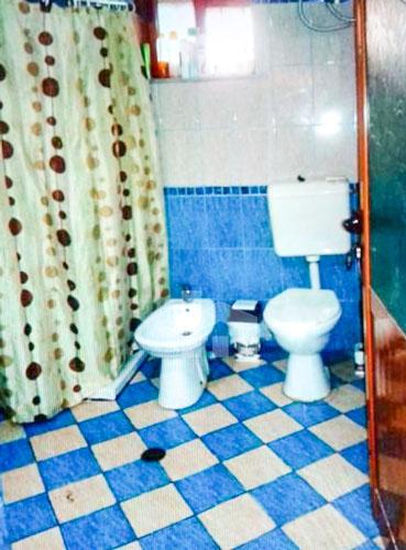 Fier shtepi ne shitje me cmim okazion, tualet