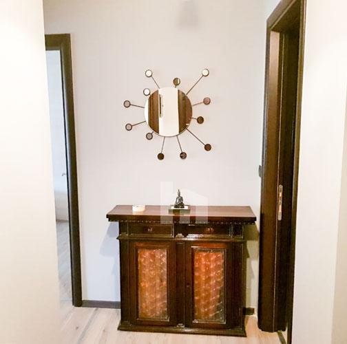 Jepet me qira apartament 2+1+2 te rruga Elbasanit, korridor 2