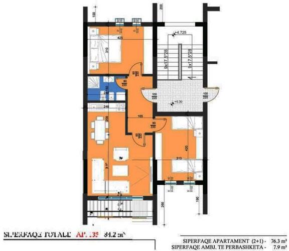 Vala Mar rezidence apartament ne shitje