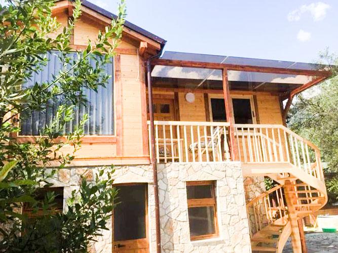 Hotel for sale in Qeparo Albania
