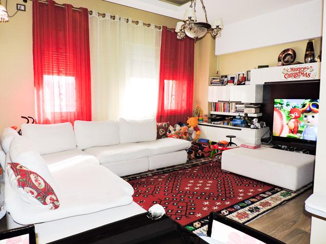 Jepet me qira apartament 2+1 në rrugen Sami Frasheri