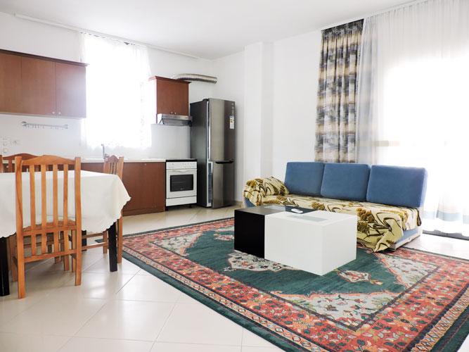 Jepet me qira apartament 2+1+2 në zonën e Ali Demit
