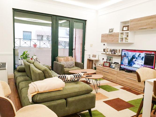 Shitet apartament luksoz ne Bllok Tirane